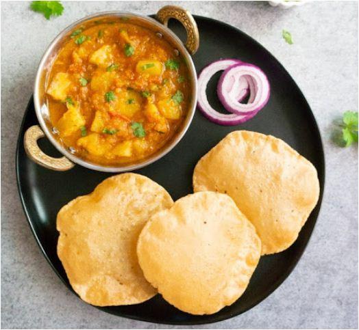 Sapne Me Puri Bhaji Khana